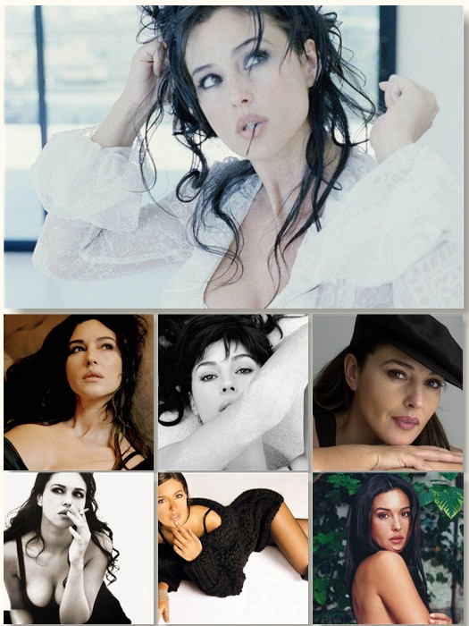 Monica Bellucci Wallpapers Pack