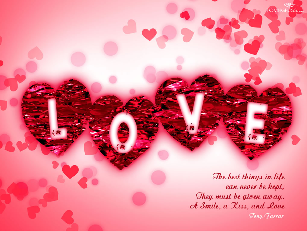 Love Wallpaper Of S : desktop wallpapers: LOVE