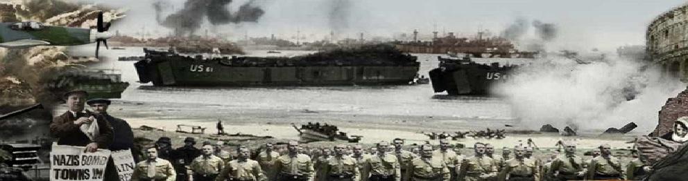 Segunda Guerra Mundial - ETEP