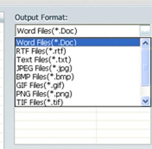 pdf_convertor_Select_output_format_step_3