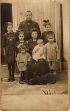 Familia Tamayo y Duran, año 1921