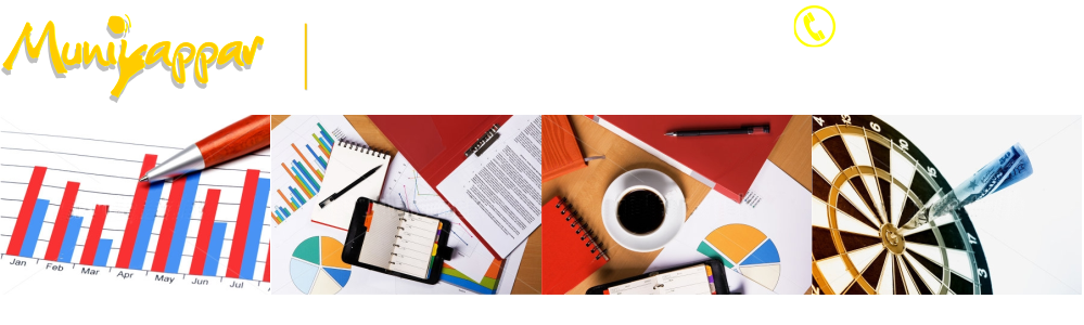 Muniyappar | Home Loan | Project Finance | Joint Ventures Investments | Export-import Intermediarie