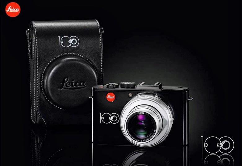 Leica D-Lux 6 Edition 100 Rayakan Hari Jadi ke 100 Tahun