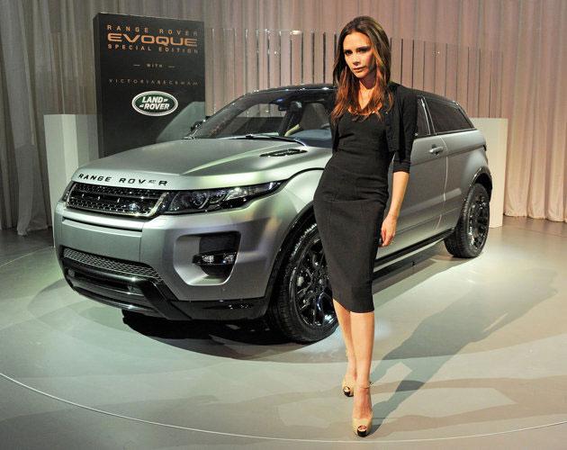 2012 Land Rover Range Rover Evoque Victoria Beckham Edition