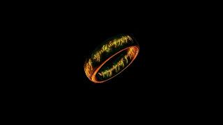 Golden Ring wallpaper