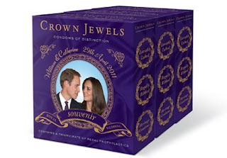 william and kate condoms
