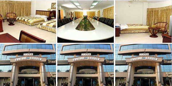 Room Tariffs of Hotel Fortune Garden Sylhet