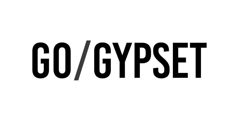 GO GYPSET - LA based fashion, beauty, lifestyle, food, and travel blogger