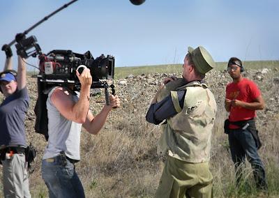 paul cram filming