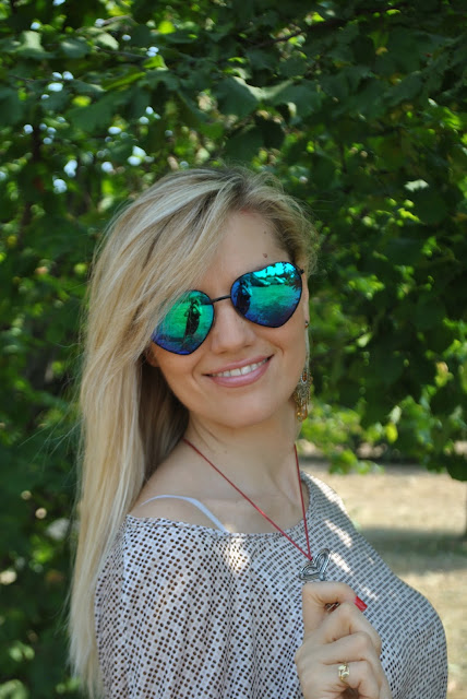 mariafelicia magno fashion blogger color block by felym fashion blog italiani fashion blogger bergamo fashion blogger milano ragazze bionde occhiali da sole a forma di cuore occhiali da sole estate 2015 summer sunglasses fashion bloggers italy blonde hair blonde girl blondie