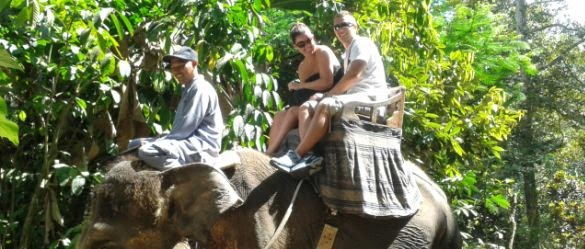 Bali Elephant Safari Taro Adventure - Bali Adventure, Activities, Holidays, Attractions