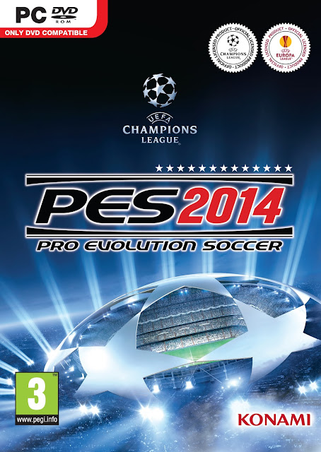 Torrent Super Compactado Pro Evolution Soccer 2014 PC