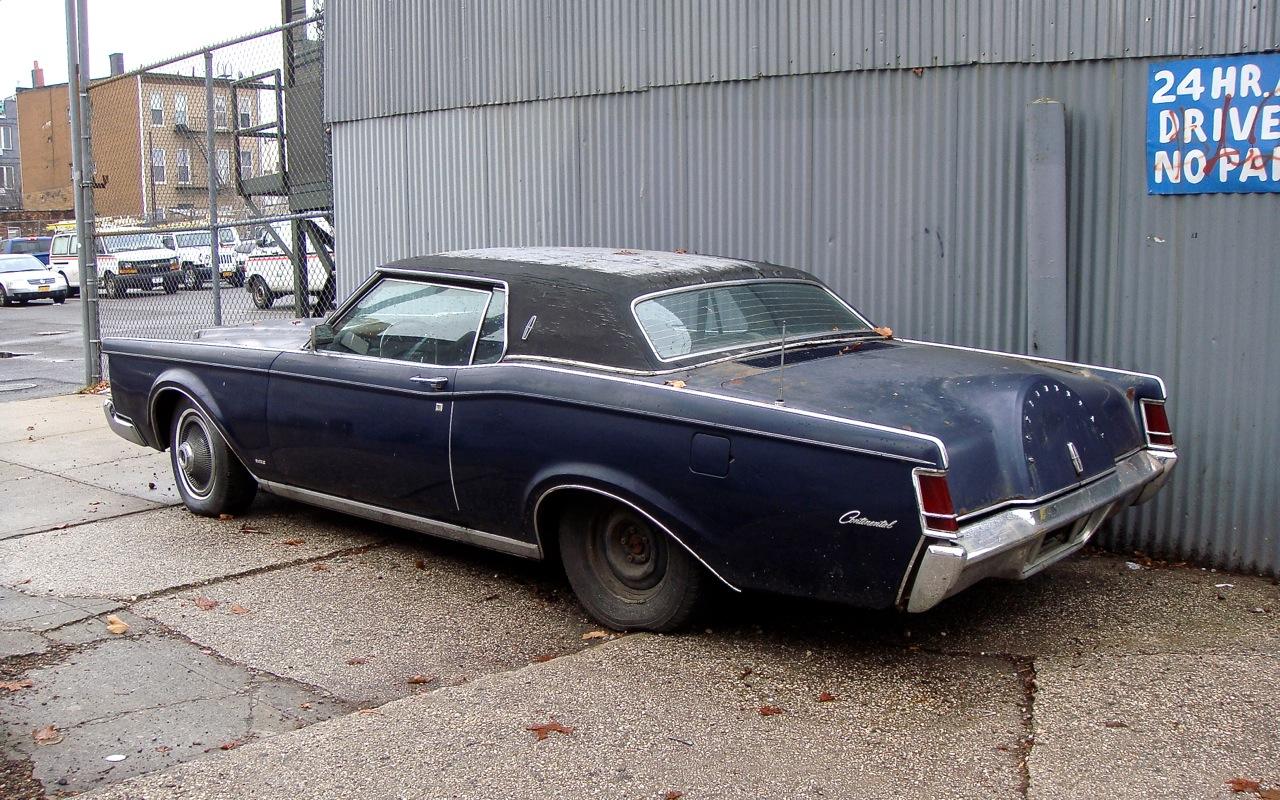 the street peep 1969 lincoln mark iii1969 lincoln mark iii