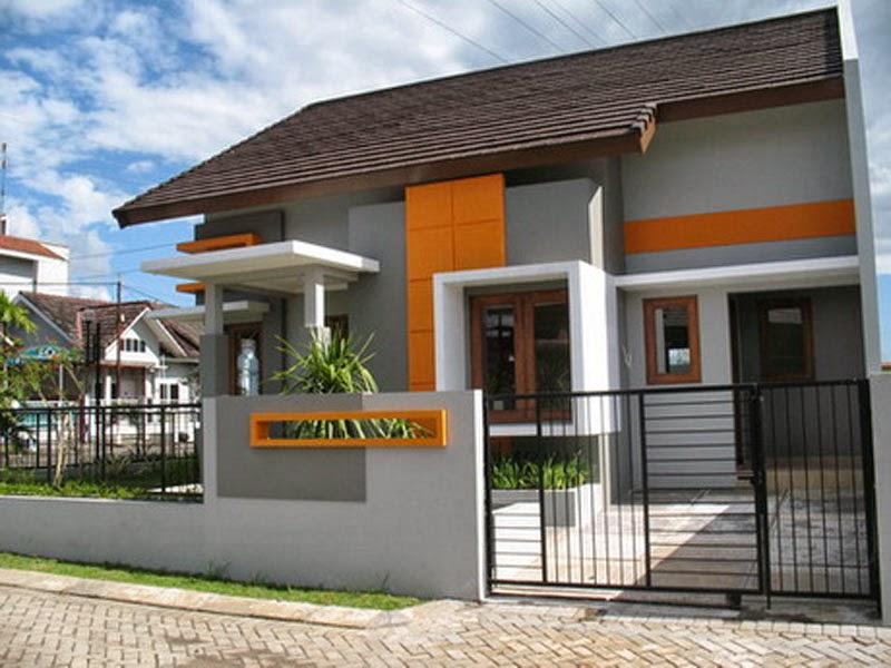 rumah minimalis sederhana 1 lantai desain rumah