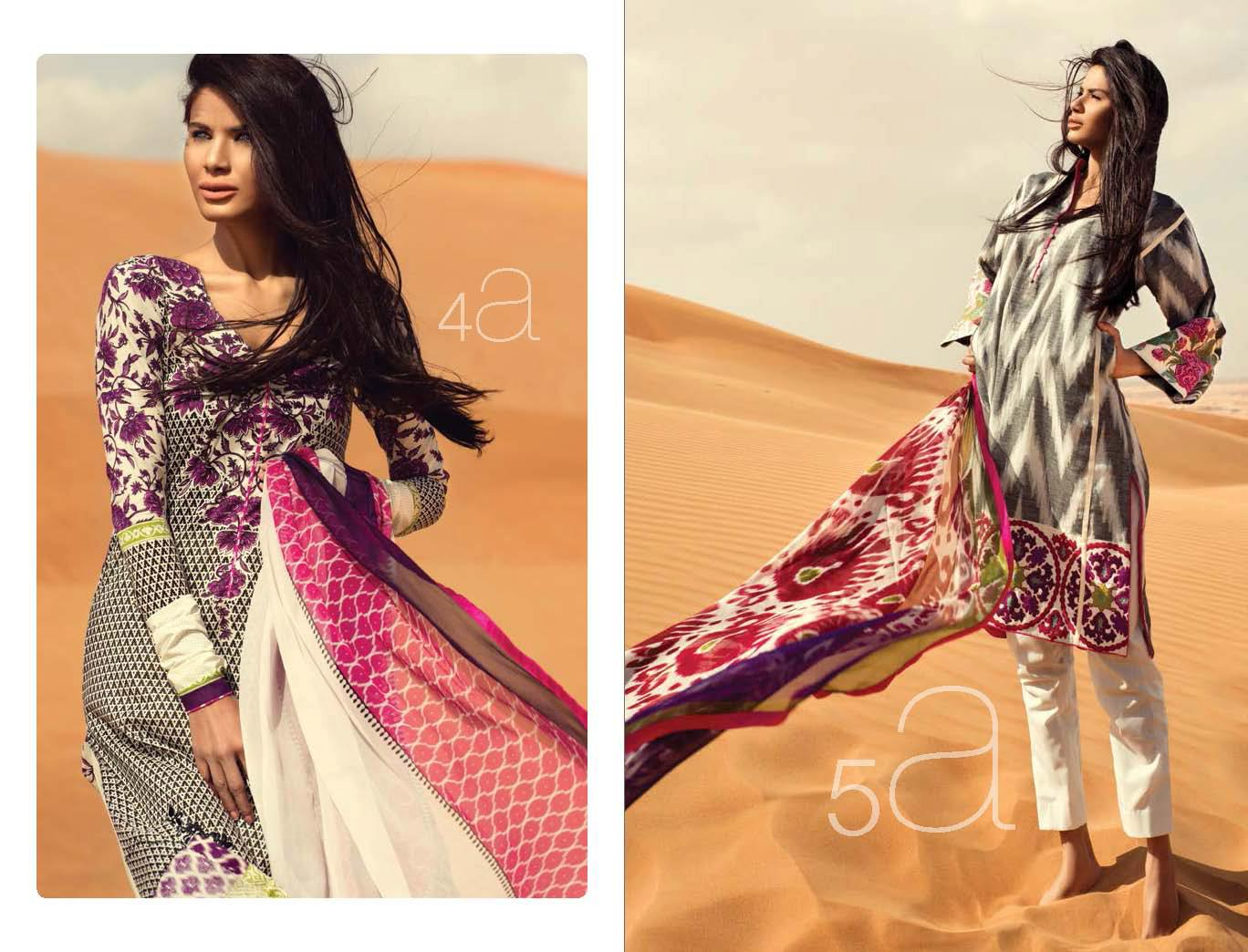 SanaSafinazLawnCollection2013 2014wwwShe9blogspotcom252832529 - Sana Safinaz Lawn Collection 2013