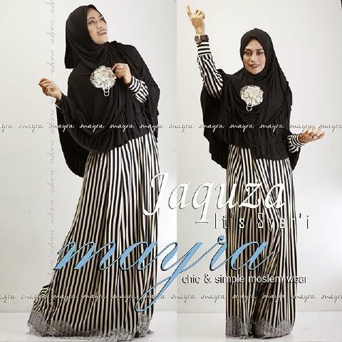 Koleksi Baju Dress Dan Busana Muslim Terkini Gamis Set