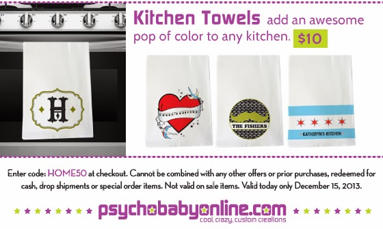Shop All Personalized Kitchen Towels