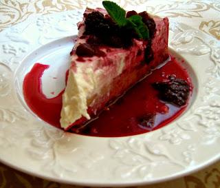 Cheesecake Trattoria Roma