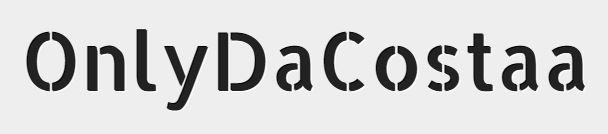OnlyDaCostaa