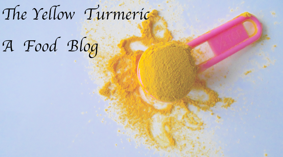 The Yellow Turmeric