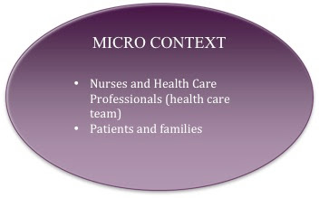 context of nursing To develop students' skills to synthesise nursing knowledge and its application to one of the following nursing contexts: acute care, aged care, perioperative care.