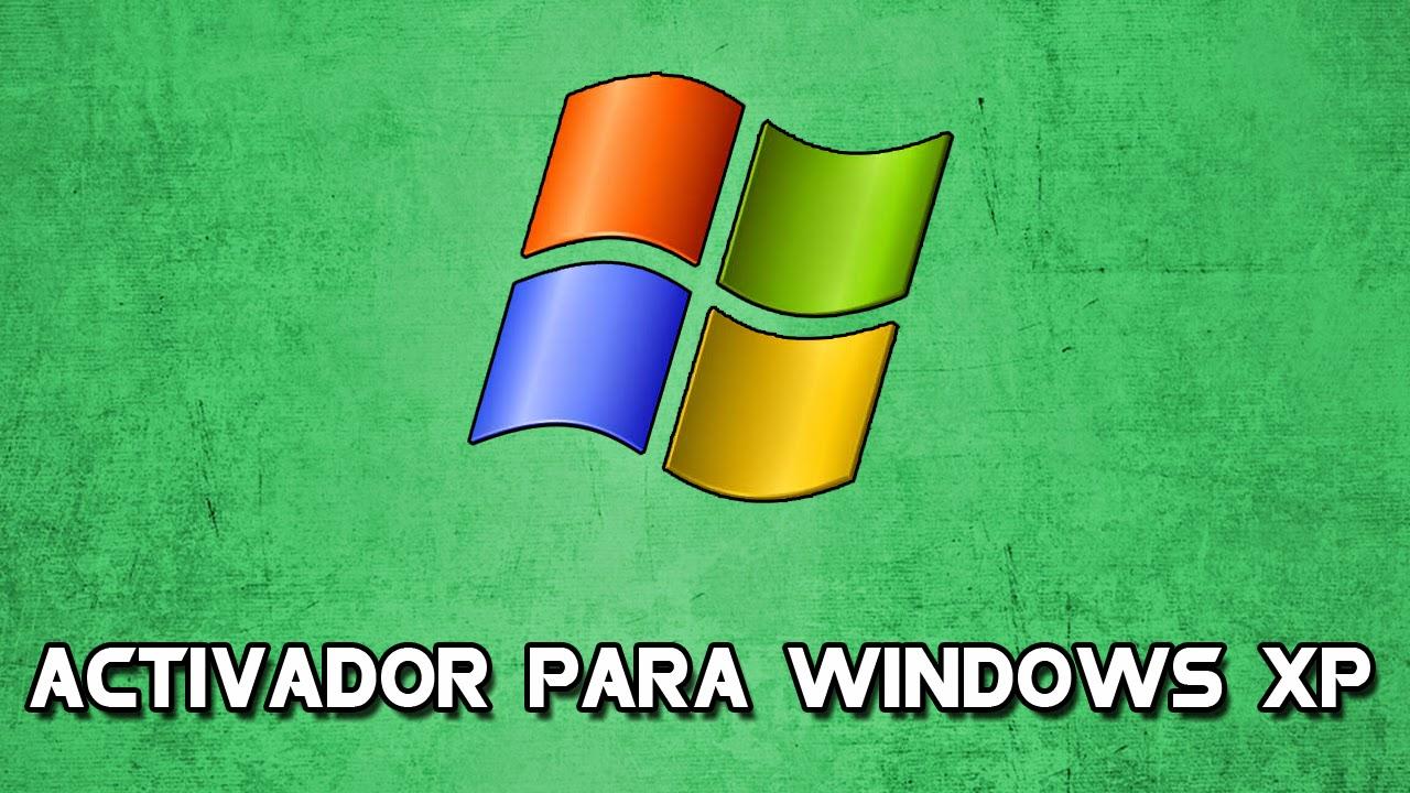 Activador windows xp