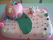 Tarta de la Kitty