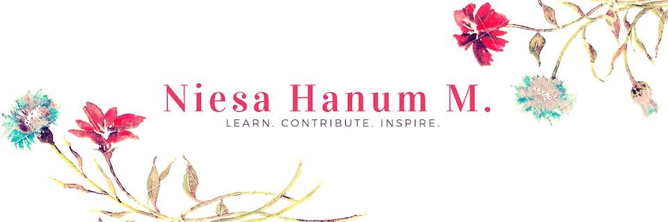 Hanum's Blog
