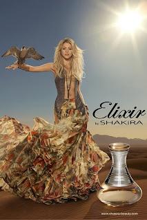Perfume Feminino Elixir by Shakira