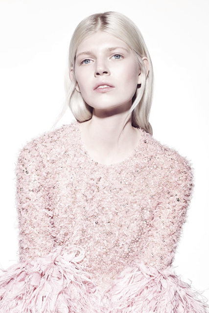 Richard Burbridge for Vogue China