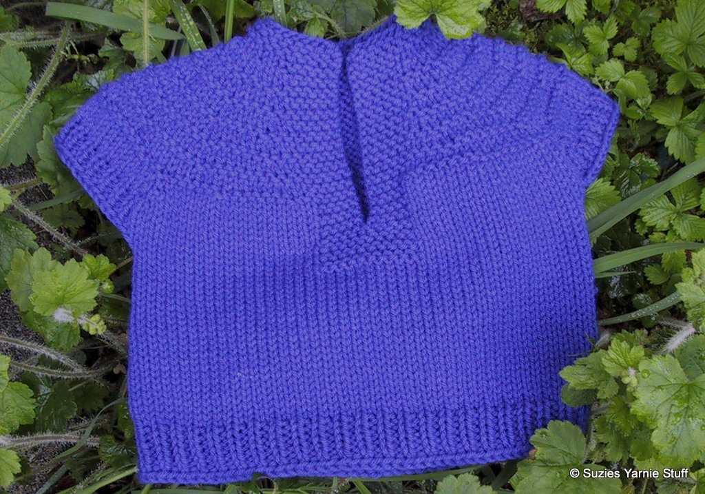 Toddler Jumper Knitting Pattern : Suzies Stuff: TODDLER SHORT SLEEVED PULLOVER