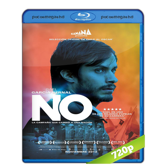 No! | Pelicula Chilena | BrRip 720p | Audio Latino | Año 2012