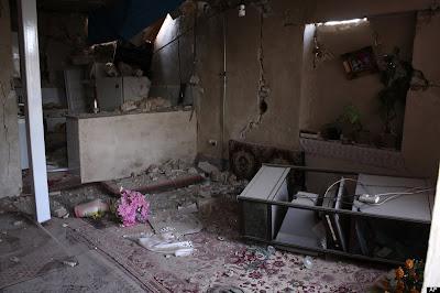 gempa bumi iran 6.4