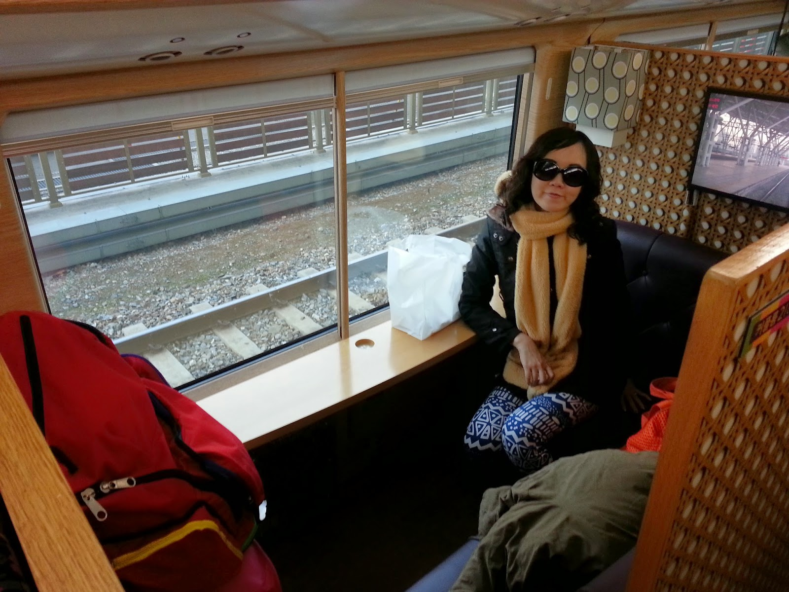 [Korea O-Train] Railroad trip from Seoul to Punggi | meheartsoul.blogspot.com