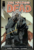 The Walking Dead #108 Cover