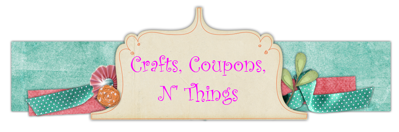 Crafts, Coupons, N' Things