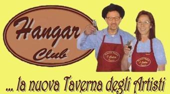 HANGAR club - la nuova TAVERNA degli ARTISTI