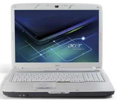 new Acer Aspire 7720