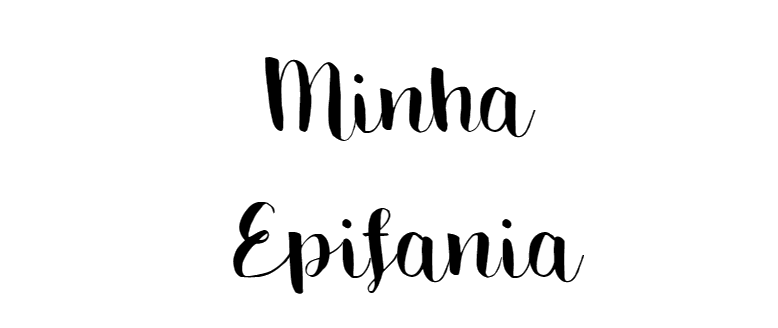 Minha Epifania