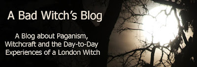 A bad witch's blog