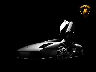 Black Lamborghini Cars - Desktop Wallpapers And Background