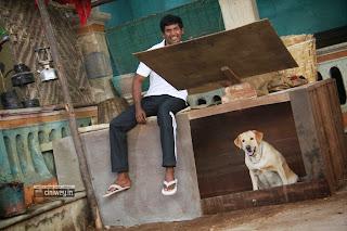 Vishal in Madha Gaja Raja