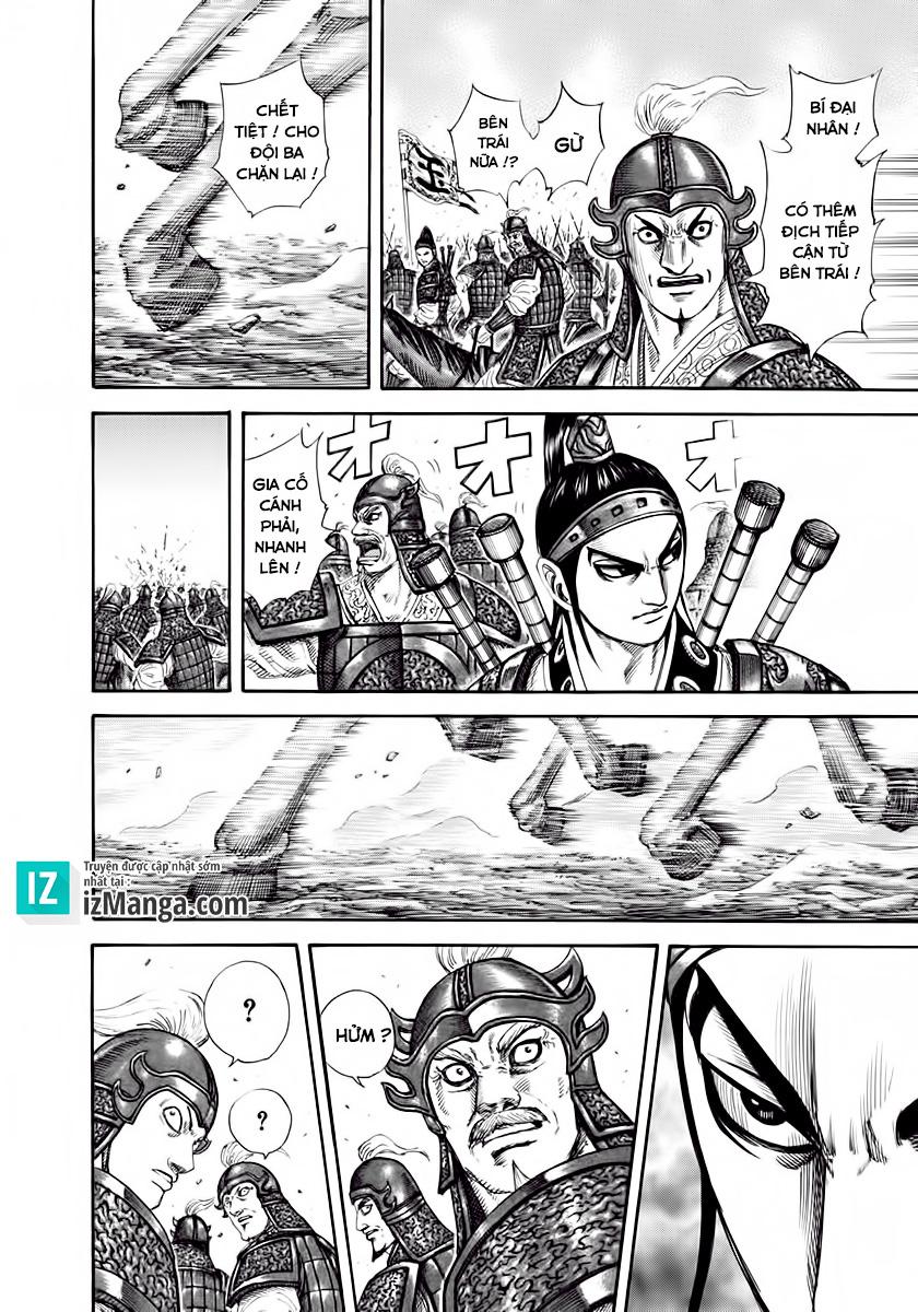 Kingdom - Vương Giả Thiên Hạ Chapter 204 page 16 - IZTruyenTranh.com