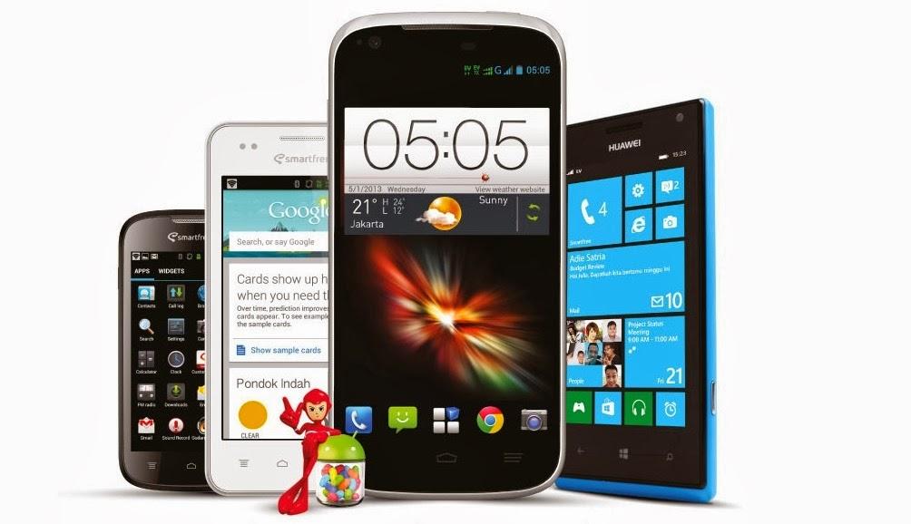 Harga HP Smartfren Andromax 2014