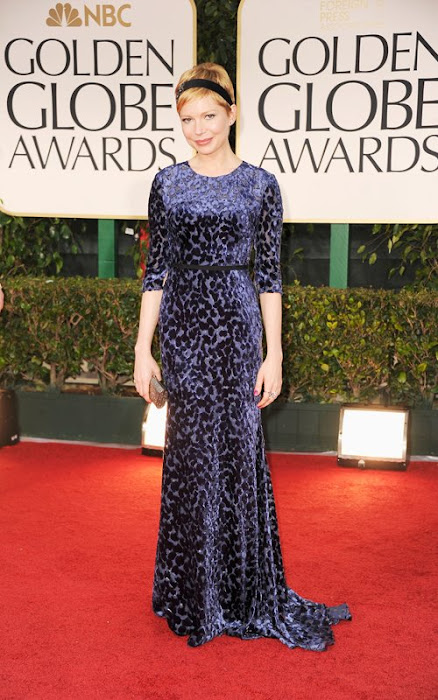 Golden Globes 2012 best dressed