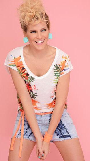blusa de moda verano 2013