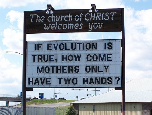 Shouldn This One Say Creationism True How Come Mothers Only