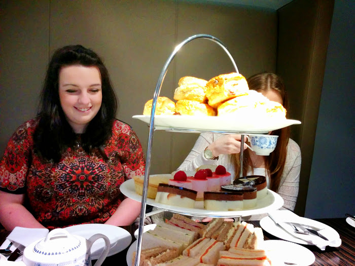 Afternoon Tea at The Thistle Euston Hotel