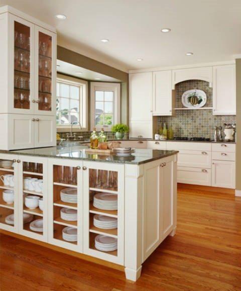 Decora hogar 10 ideas de estantes abiertos para cocinas v deo hacer un estante con cajones de - Estantes funcionales ...