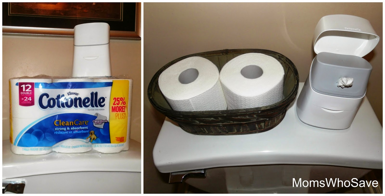 Grab Your Cottonelle Coupon & Try a Cleaner, Fresher Bathroom Routine! #LetsTalkBums